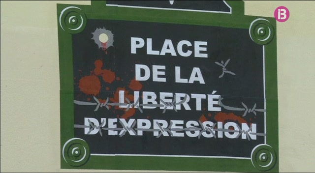 L%27atac+al+semanari+sat%C3%ADric+Charlie+Hebdo+compleix+dos+anys