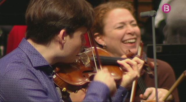 El+violinista+mallorqu%C3%AD+Francisco+Fullana+actuar%C3%A0+avui+a+Palma