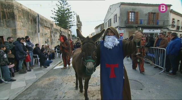 Muro+ha+celebrat+avui+les+seves+tradicionals+bene%C3%AFdes