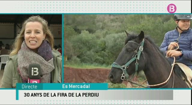 La+Fira+de+la+Perdiu+celebra+30+anys