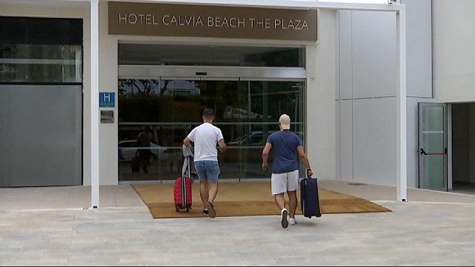 El+nou+hotel+del+grup+Meli%C3%A0+a+Magaluf+rep+els+seus+primers+clients