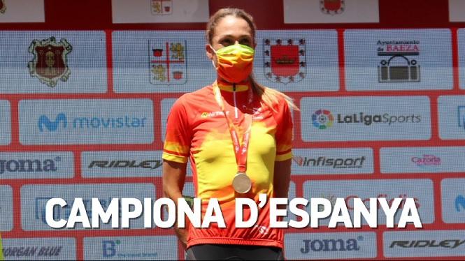Mavi+Garcia%2C+campiona+d%26apos%3BEspanya+de+contrarellotge+per+segona+vegada+en+la+seva+carrera