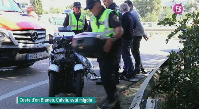 Mor+un+motorista+atropellat+a+Costa+de%27n+Blanes