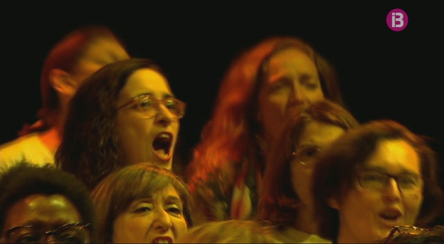 El+Palma+Gospel+Singers+s%27estrena+al+Trui+Teatre
