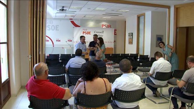 Els+senadors+del+PSIB-PSOE+constituiran+un+grup+territorial+propi+a+la+cambra