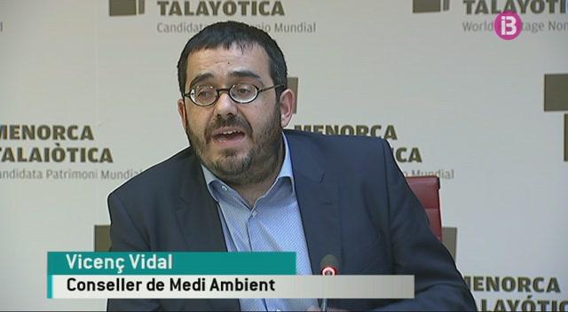 Medi+Ambient+traslladar%C3%A0+els+fangs+contaminants+de+la+depuradora+de+Ferreries+fora+de+Menorca