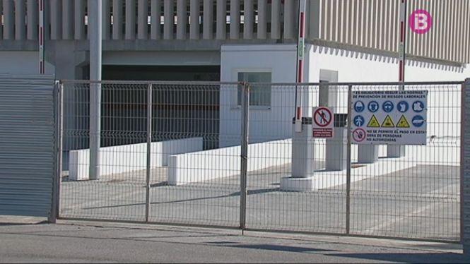 Incertesa+pel+futur+de+l%27edifici+d%27aparcaments+ubicat+a+la+Savina+de+Formentera