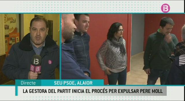 La+gestora+del+PSOE+de+Menorca+acorda+iniciar+l%27expedient+d%27expulsi%C3%B3+de+Pere+Moll+com+a+militant+socialista