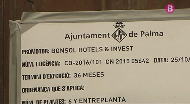 Palma+estudia+limitar+les+llic%C3%A8ncies+per+nous+hotels+al+centre