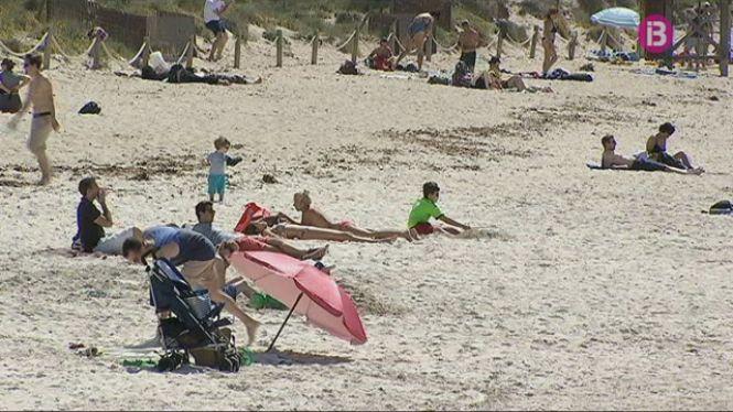 Els+quiosquets+de+la+platja+d%27Es+Trenc+estaran+tancats+durant+tota+la+Setmana+Santa