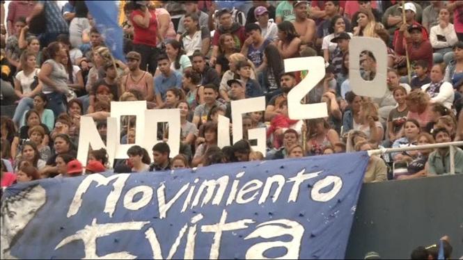 Protestes+a+l%27Argentina+contra+la+cimera+del+G20