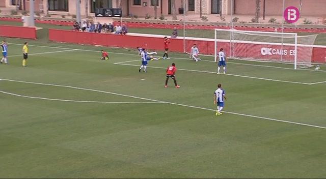Mallorca+B+i+Espanyol+B+empaten+a+un