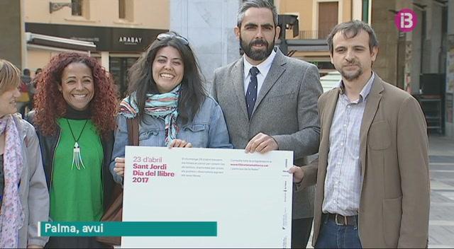 Tot+a+punt+a+Palma+per+celebrar+Sant+Jordi