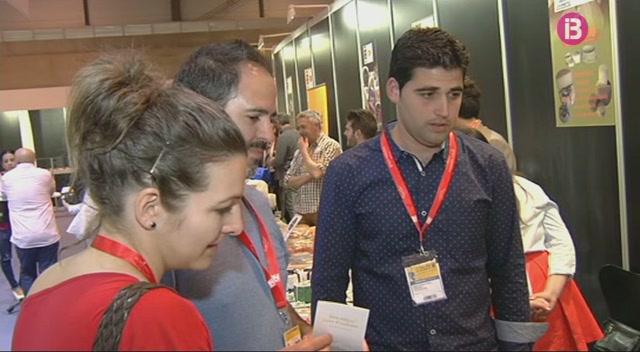 Tres+formatges+amb+DO+Protegida+Ma%C3%B3-Menorca+obtenen+premis+al+concurs+GourmetQuesos+de+Madrid
