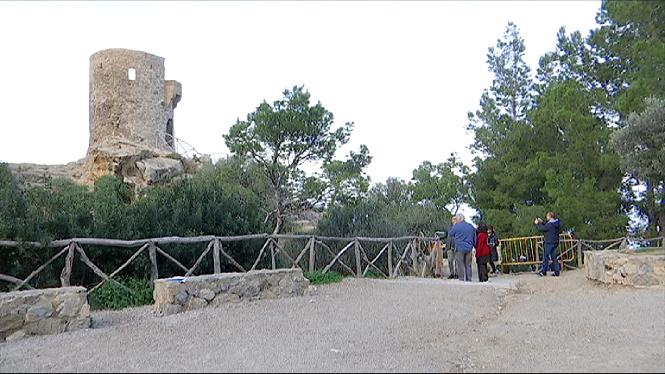 La+torre+de+les+%C3%A0nimes+de+Banyalbufar+ja+no+es+pot+visitar