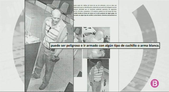 La+Policia+cerca+el+presumpte+autor+del+robatori+de+diversos+cotxes+a+Menorca