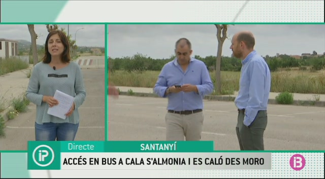 El+bus+llan%C3%A7adora+entre+Santany%C3%AD+i+Cala+l%27Almunia+entrar%C3%A0+en+funcionament+el+mes+de+juny