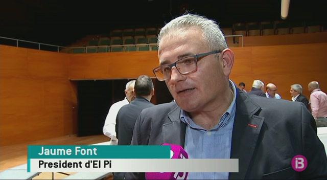 Jaume+Font%2C+reelegit+president+d%27El+Pi