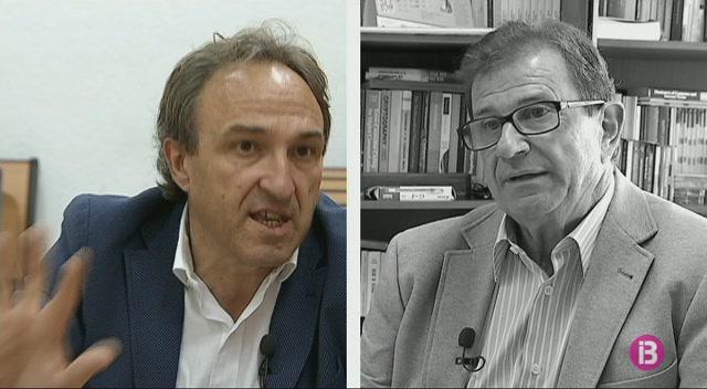 Els+candidats+a+rector+de+la+UIB+parlen+del+futur+de+la+instituci%C3%B3