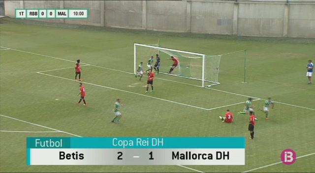 El+Mallorca+DH+jugar%C3%A0+els+quarts+de+final+de+Copa