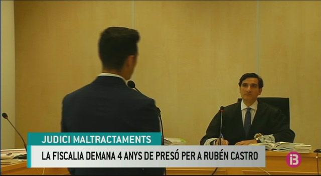 El+futbolista+Rub%C3%A9n+Castro+nega+en+el+judici+maltractaments+a+la+seva+exparella