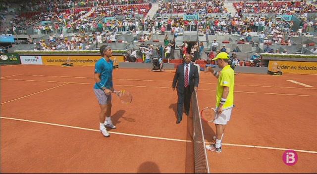 Rafel+Nadal+cerca+dem%C3%A0+els+quarts+de+final+a+Roland+Garros+davant+Roberto+Bautista