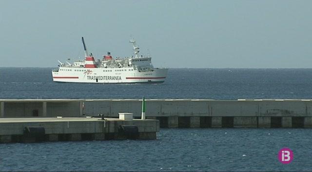 El+nou+descompte+del+75%25+permetria+viatjar+entre+Mallorca+i+Menorca+en+vaixell+per+nom%C3%A9s+6+euros