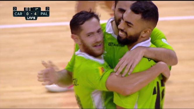El+Palma+Futsal+vol+una+vict%C3%B2ria+per+mantenir-se+tercer