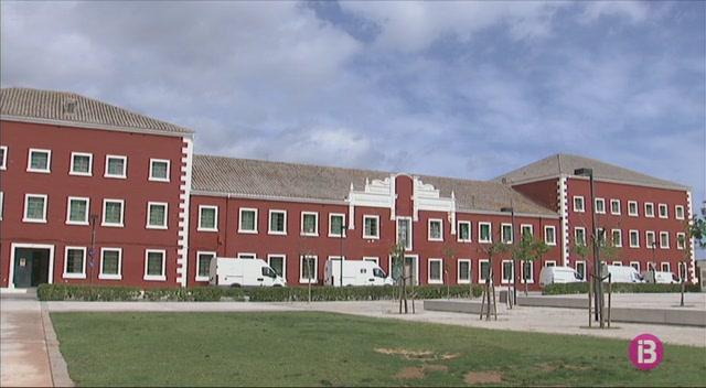 El+futur+centre+de+FP+a+Menorca+acollir%C3%A0+els+200+alumnes+de+l%27escola+d%27hoteleria+i+turisme