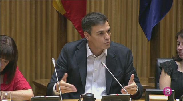 Pedro+S%C3%A1nchez+reitera+que+la+prioritat+%C3%A9s+canviar+el+govern