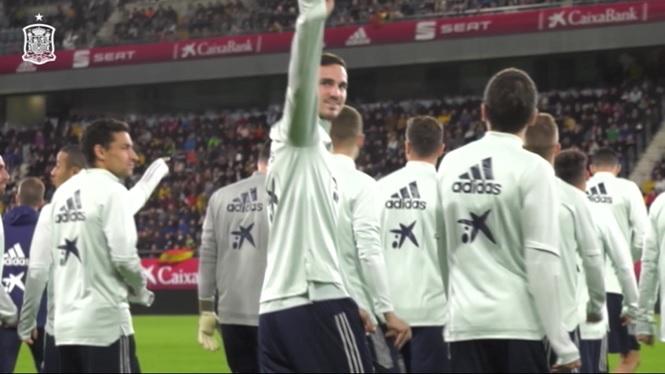 Espanya+juga+el+pen%C3%BAltim+partit+classificat%C3%B2ri+per+a+l%27Eurocopa+contra+Malta