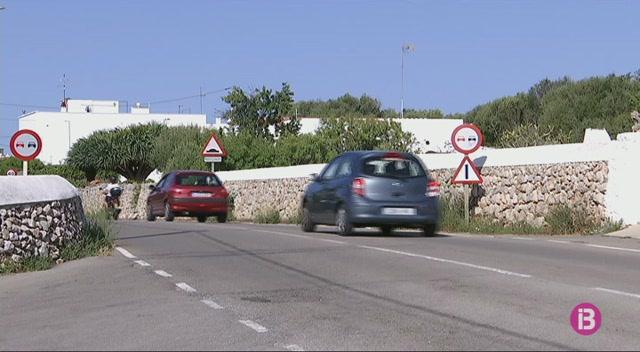 El+Consell+de+Menorca+estudia+limitar+fins+als+20+km%2Fh+la+carretera+que+travessa+ses+Barraques