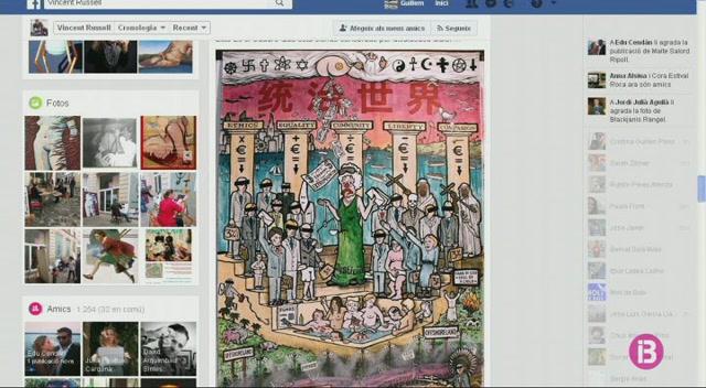 Censuren+el+quadre+de+Vincent+Rusell+que+havia+de+penjar+des+d%27un+balc%C3%B3+d%27Alaior