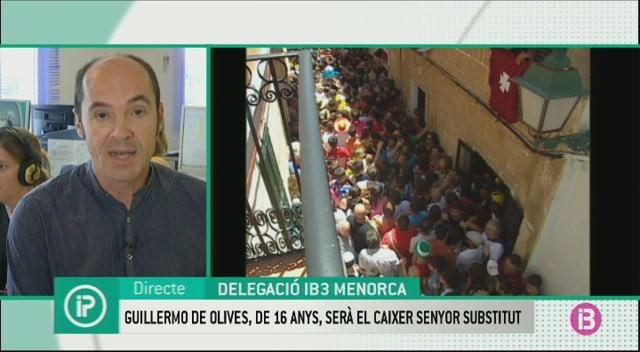 Guillermo+de+Olives%2C+de+16+anys%2C+ser%C3%A0+el+caixer+senyor+substitut