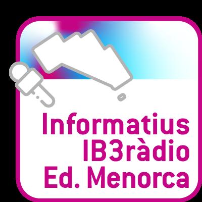 INFORMATIUS – EDICIÓ MENORCA