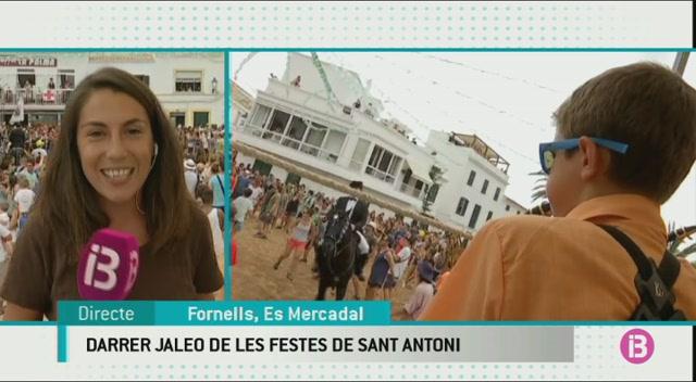 Fornells+viu+amb+intensitat+el+darrer+jaleo+de+Sant+Antoni