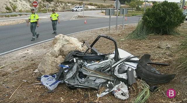 Un+ferit+greu+en+un+accident+a+la+carretera+de+Manacor