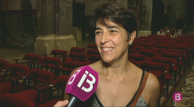 El+saxofonista+Xavier+Larsson+d%C3%B3na+el+sus+de+sortida+al+Festival+d%27Orgue+de+Menorca
