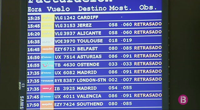 Retards+a+l%27aeroport+de+Son+Sant+Joan+a+causa+del+mal+temps