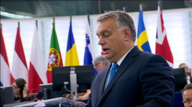 El+Parlament+Europeu+fa+la+primera+passa+per+imposar+una+sanci%C3%B3+hist%C3%B2rica+a+Hongria