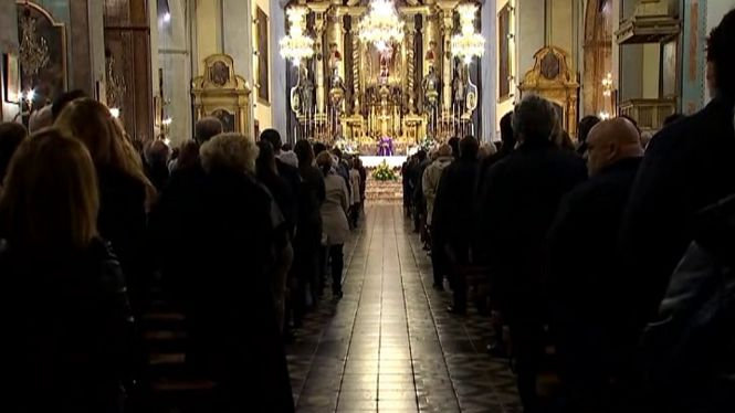 Funeral+multitudinari+per+acomiadar+Pere+A.+Serra