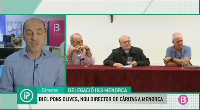 Biel+Pons+assumeix+la+direcci%C3%B3+de+C%C3%A0ritas+a+Menorca+en+un+moment+clau+per+a+l%27entitat