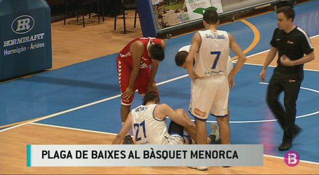 El+B%C3%A0squet+Menorca+demana+ajornar+el+seu+partit+contra+el+Matar%C3%B3+per+les+baixes