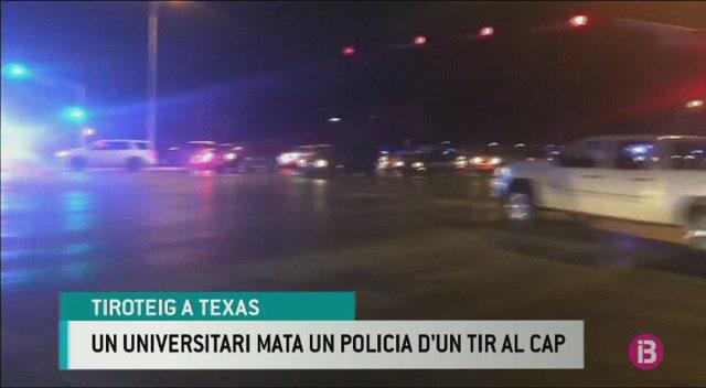 Un+universitari+mata+un+policia+a+un+tiroteig+a+Texas