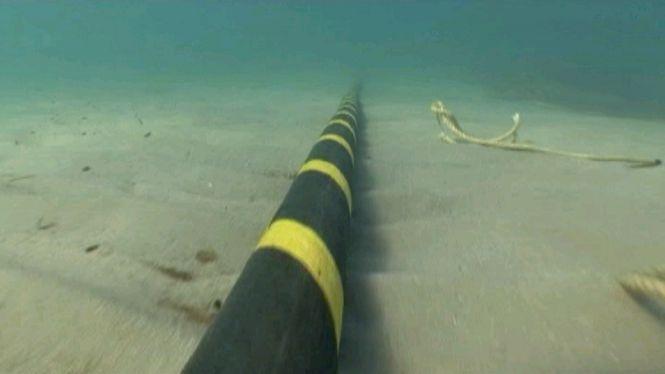 Llum+verda+a+la+construcci%C3%B3+del+nou+cable+el%C3%A8ctric+entre+Menorca+i+Mallorca