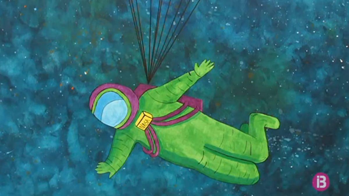 Astronautes+i+animals+decoraran+les+zones+infantils+de+l%27hospital+i+els+centres+de+salut+de+Menorca