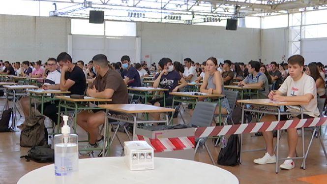 A+Eivissa+584+alumnes+fan+les+proves+de+selectivitat%2C+un+31%25+m%C3%A9s+que+l%27any+passat
