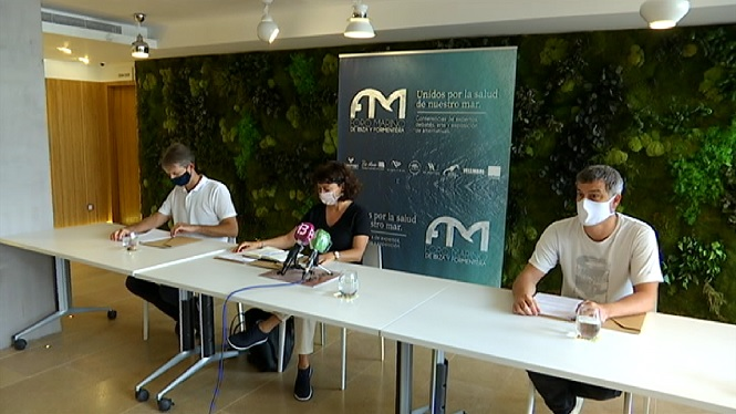 Enric+Sala+i+Carlos+Duarte%2C+ponents+en+el+II+F%C3%B2rum+Mar%C3%AD+d%27Eivissa+i+Formentera