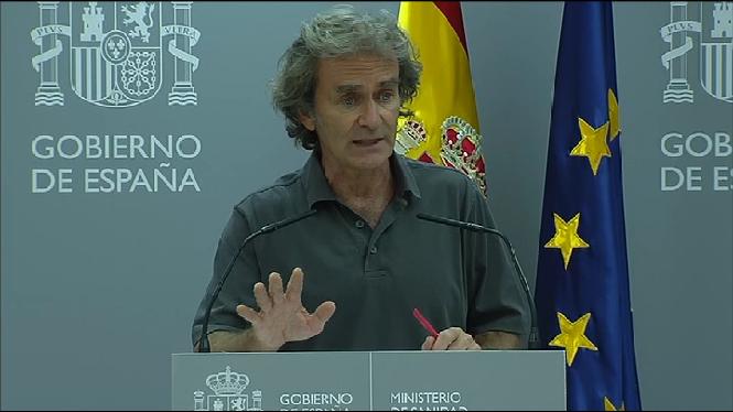 Espanya+estudia+rebaixar+la+quarentena+per+coronavirus+de+catorze+a+deu+dies