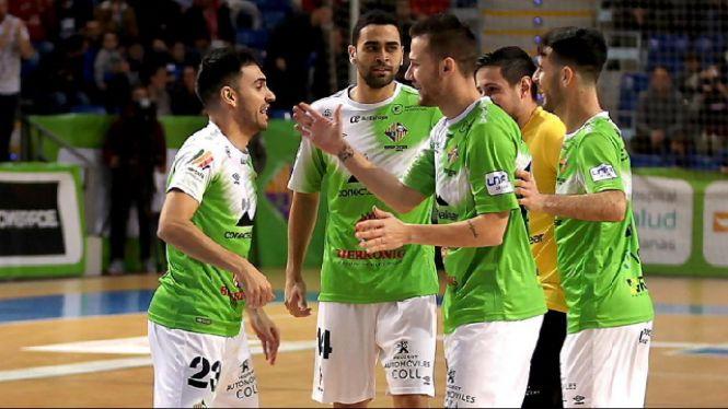 Partit+clau+pel+Palma+Futsal+contra+el+Pe%C3%B1%C3%ADscola